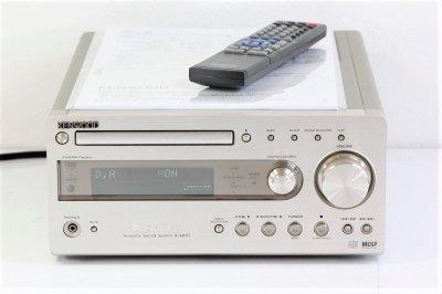 ケンウッド CDレシーバー R-K801-N【中古品】