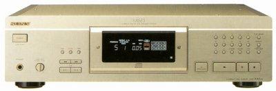 SONY CDP-XA5ES CDプレーヤー (premium vintage)【中古品】