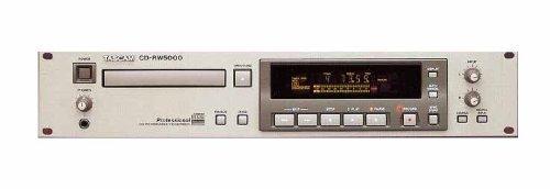 TASCAM 業務用CDレコーダー CD-RW5000 (premium vintage)【中古品】