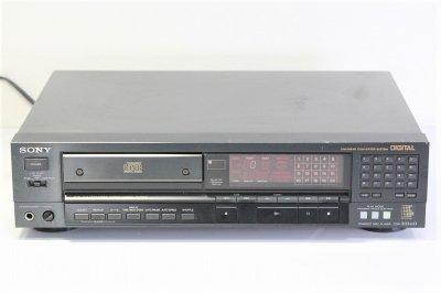 SONY CDP-333ESD ESシリーズ CDプレイヤー 【中古整備品】