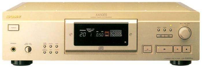SONY CDP-XA50ES CDプレーヤー【中古品】