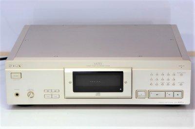 SONY CDP-XA7ES CDプレーヤー【中古品】