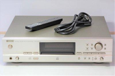 ヤマハ CDR-HD1300(N) HDD/CDレコーダー ゴールド 【中古品】