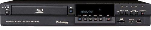 ビクター 業務用SDHC対応HDD内蔵ブルーレイディスク/DVDレコーダー SR-HD1500【中古品】
