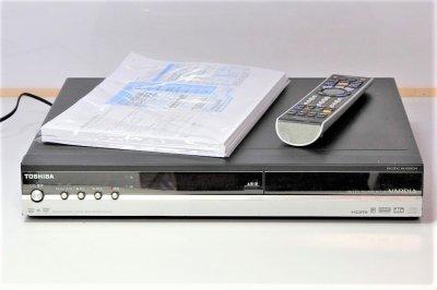 TOSHIBA  VARDIA RD-E160 HDD/DVDレコーダー【中古品】
