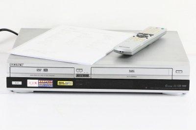 SONY スゴ録 RDR-VX35 DVDレコーダー 【中古品】