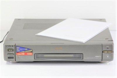 SONY ソニー EV-S2200 ビデオカセットレコーダー【中古品】
