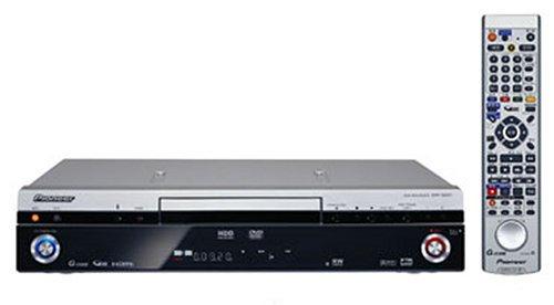 Pioneer BS内蔵 400GB HDD搭載DVDレコーダー DVR-920H-S【中古品】