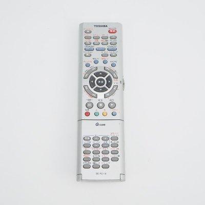 東芝(TOSHIBA) 純正 DVDレコーダー用リモコン SE-R0114【中古品】