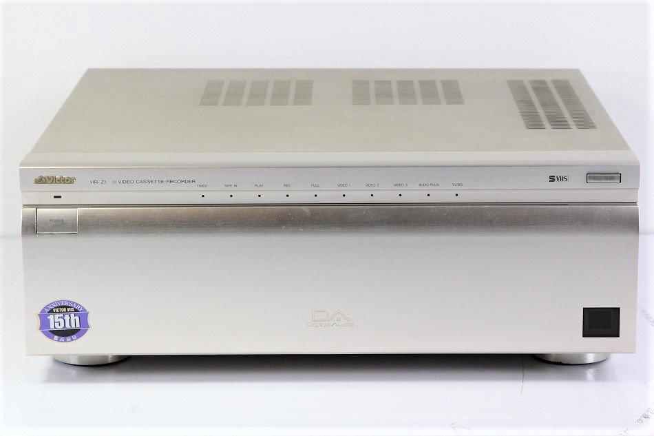 VICTOR HR-Z1 S-VHSデッキ【中古品】