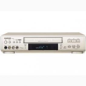 三菱  HV-BS300 5倍モード S-VHS ET搭載 S-VHSデッキ 【中古品】