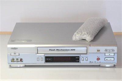 三洋電機 VHSビデオデッキ サンヨー VZ-H33G 【中古品】