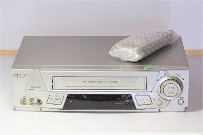 シャープ VHSビデオデッキ VC-HF830 【中古整備品】