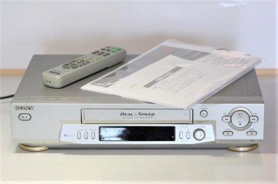 SONY SLV-R155 VHSビデオデッキ 【中古品】