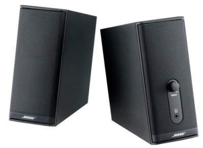 Bose Companion2 Series II マルチメディアスピーカーシステム ブラック【中古品】
