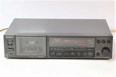 SONY 3HEADカセットデッキ TC-K333ES  【中古整備品】