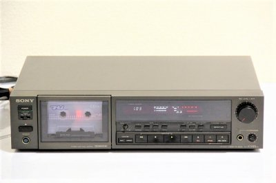 SONY TC-K555ES 3ヘッドカセットデッキ 【中古整備品】