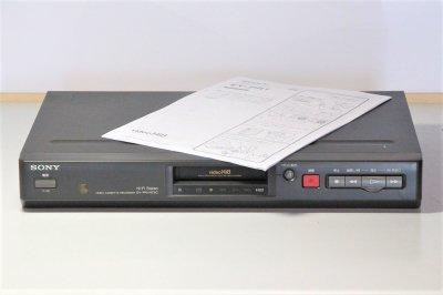 SONY ソニー EV-PR1 Hi8/Video8ビデオカセットデッキ【中古品】