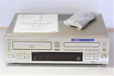 Pioneer CD‐R/RWレコーダー 3枚CDチェンジャー搭載 PDR-WD70【中古品】