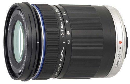 OLYMPUS PEN レンズ M.ZUIKO DIGITAL ED 40-150mm F4.0-5.6 BLK【中古品】