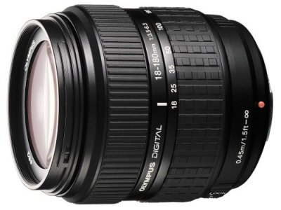 OLYMPUS 高倍率ズームレンズ ZUIKO DIGITAL ED 18-180mm F3.5-6.3【中古品】