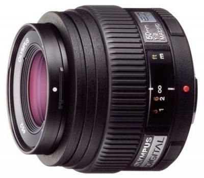 OLYMPUS 大口径中望遠マクロレンズ ZUIKO DIGITAL ED 50mm F2.0 Macro【中古品】
