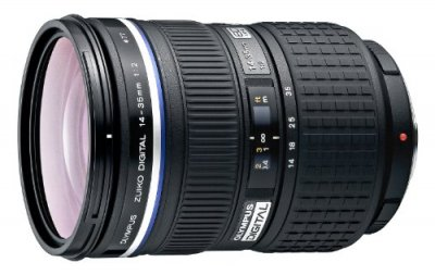 OLYMPUS 大口径標準ズームレンズ ZUIKO DIGITAL ED 14-35mm F2.0 SWD【中古品】