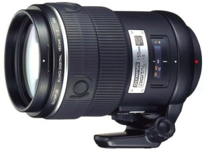 OLYMPUS 大口径望遠レンズ ZUIKO DIGITAL ED 150mm F2.0【中古品】