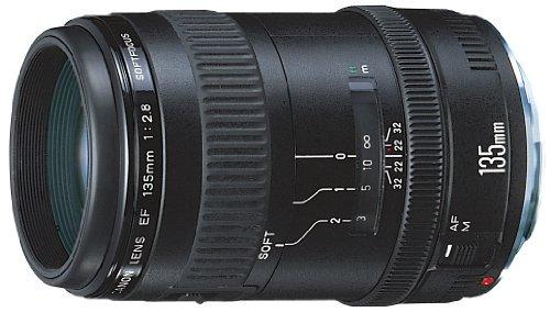 Canon EFレンズ EF135mm F2.8 単焦点レンズ 望遠【中古品】