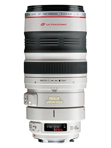 Canon 望遠ズームレンズ EF100-400mm F4.5-5.6L IS USM フルサイズ対応【中古品】