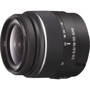 SONY DT 18-55mm F3.5-5.6 SAL1855/B【中古品】