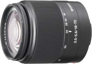 SONY DT 18-70mm F3.5-5.6 SAL1870【中古品】