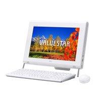 中古デスクトップパソコン NEC VALUESTAR PC-VN500/JG 1GBメモリ DVDマルチ 無線LAN Windows7【中古品】