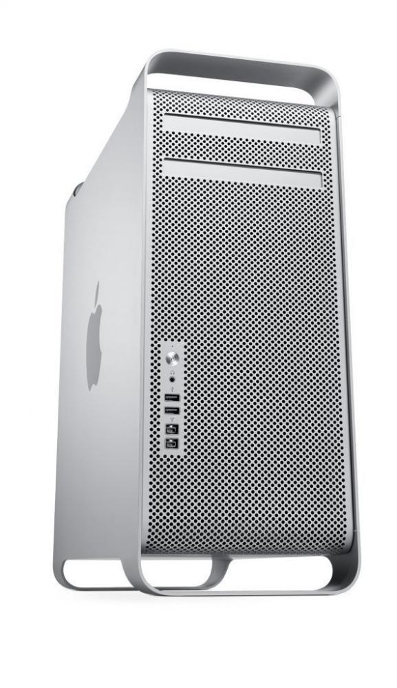 Apple Mac Pro/2.8GHz Quad Core Xeon/3GB/1TB/ATI Radeon HD 5770/SD MC560J/A【中古品】