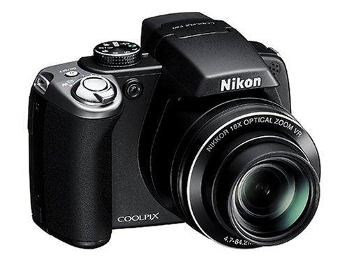 Nikon デジタルカメラ COOLPIX (クールピクス)  P80【中古品】