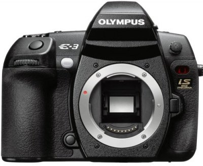 OLYMPUS デジタル一眼レフカメラ E-3 ボディ E-3ボディ【中古品】