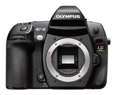 OLYMPUS デジタル一眼レフカメラ E-5 ボディ【中古品】