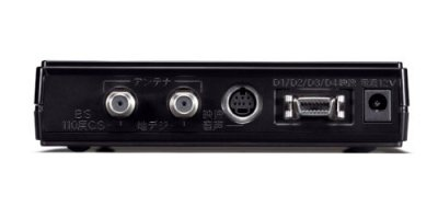 BUFFALO 地上・BS・CSデジタルチューナー DTV-H400S【中古品】