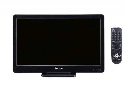 Belson LED液晶テレビ 16型 ブラック DM16-B1【中古品】