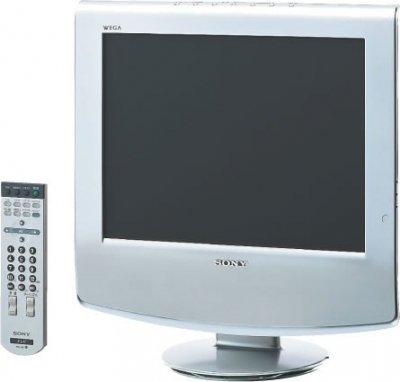 SONY 14型 液晶テレビ BSアナログ内蔵 KLV-14SP2【中古品】
