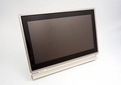 Panasonic ポータブル 液晶テレビ ブルーレイプレイヤー搭載  シルバー DMP-BV200-S【中古品】