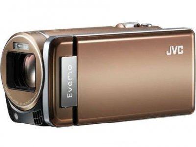 JVCケンウッド JVC 64GBハイビジョンメモリームービー ホライゾンゴールド GZ-HM890-N【中古品】