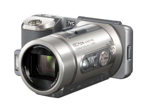 JVCケンウッド JVC HDハイブリットカメラ 内蔵メモリー32GB GC-PX1【中古品】