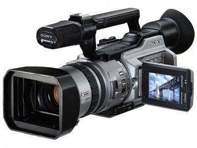 SONY デジタルビデオカメラレコーダー DCR-VX2100 【!中古品!】