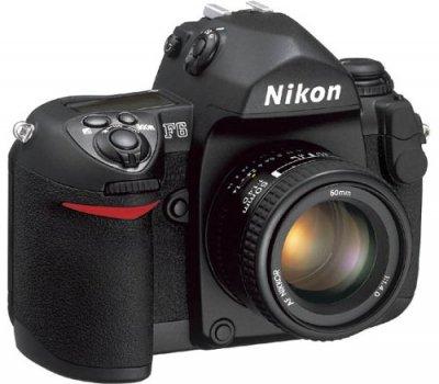 Nikon 一眼レフカメラ F6【中古品】