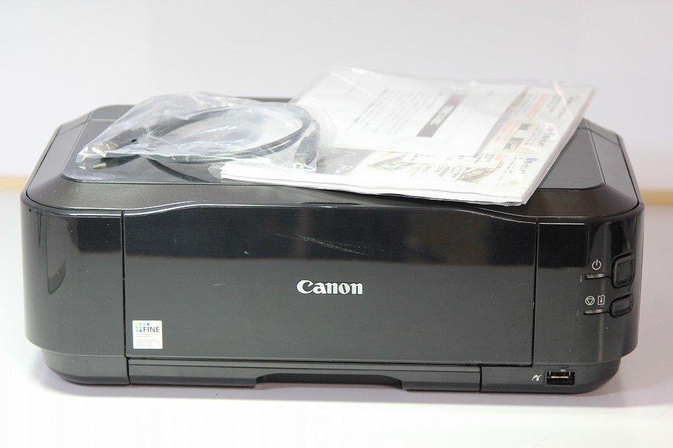 Canon PIXUS インクジェットプリンタ iP4700【中古品】