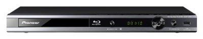 Pioneer ブルーレイディスクプレーヤー ブラック BDP-3110-K【中古品】