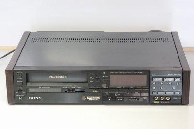 SONY SL-HF701D Hi-Band Betahi-fi ビデオデッキ SHB対応【中古品】