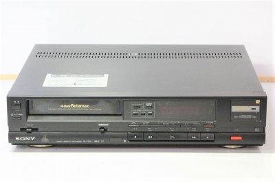 SONY SL-F205 Hi-Band Betamax モノラル【中古整備品】