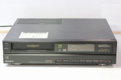 SONY SL-HF91D Hi-Band Beta hi-fi ビデオデッキ【中古品】